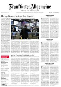 Frankfurter Allgemeine Zeitung - 10 März 2020