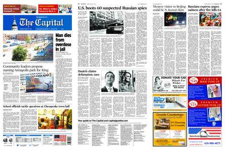 The Capital – March 27, 2018