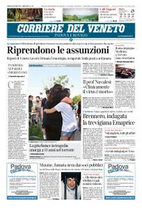 Corriere del Veneto Padova e Rovigo – 06 giugno 2020