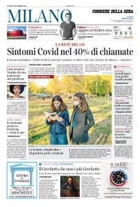 Corriere della Sera Milano – 09 novembre 2020