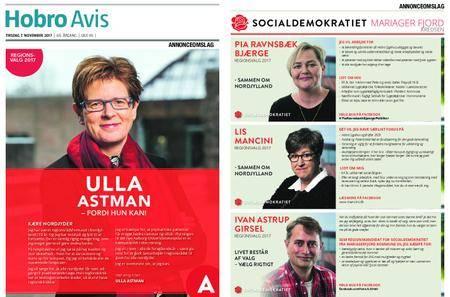 Hobro Avis – 07. november 2017