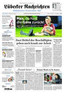 Lübecker Nachrichten Ostholstein Süd - 09. Mai 2018