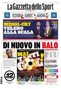 La Gazzetta dello Sport Roma – 24 settembre 2019