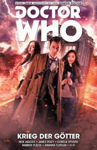 Doctor Who Staffel 10 - Krieg der Götter - Band 7 2019