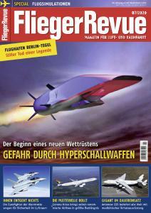 FliegerRevue - Juli 2020
