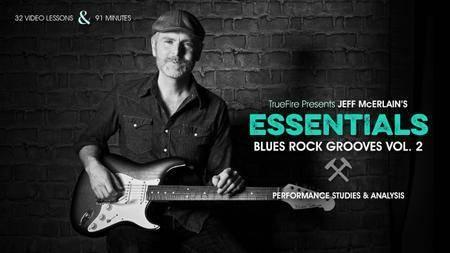 Essentials: Blues Rock Grooves Vol. 2 [repost]