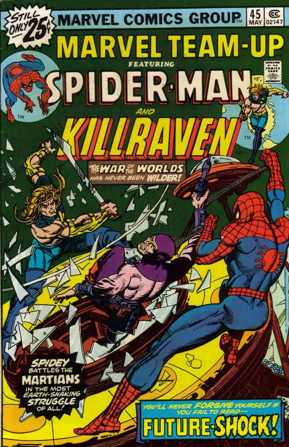 Marvel Team-Up v1 045