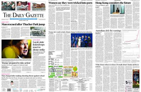 The Daily Gazette – January 04, 2020