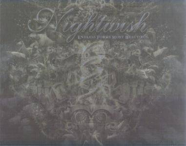 Nightwish - Endless Forms Most Beautiful (2015) [3CD, Nuclear Blast NB 3464-5]