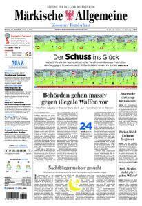 Märkische Allgemeine Zossener Rundschau - 25. Juni 2018