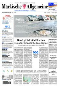 Neue Oranienburger Zeitung - 14. November 2018