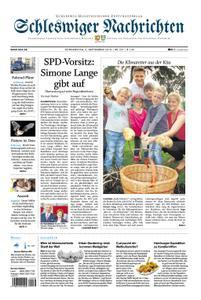 Schleswiger Nachrichten - 05. September 2019