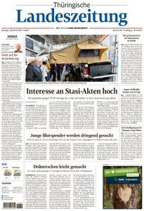 Thüringische Landeszeitung – 04. November 2019