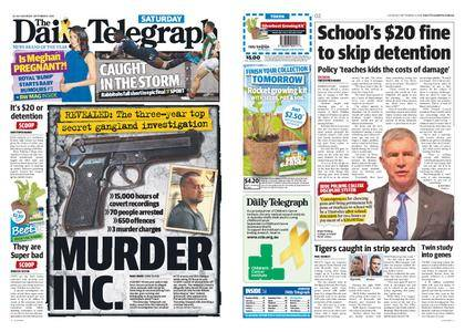 The Daily Telegraph (Sydney) – September 08, 2018
