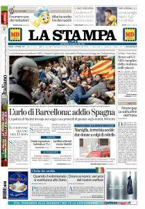 La Stampa - 2 Ottobre 2017