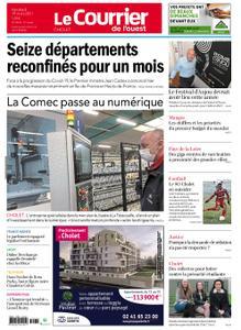 Le Courrier de l'Ouest Cholet – 19 mars 2021