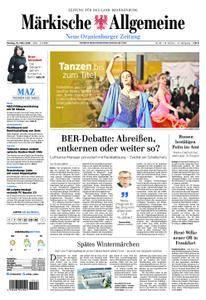 Neue Oranienburger Zeitung - 19. März 2018