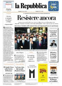 la Repubblica - 21 Luglio 2019