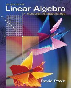Linear Algebra: A Modern Introduction, (2nd Edition) (Repost)