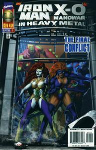 709 X-O Manowar & Iron Man in Heavy Metal #001 (part 2