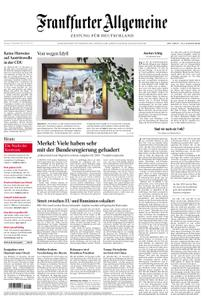 Frankfurter Allgemeine Zeitung F.A.Z. - 31. Dezember 2018