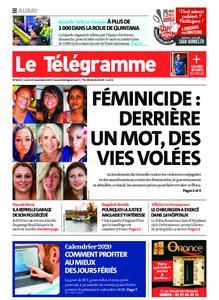 Le Télégramme Auray – 25 novembre 2019