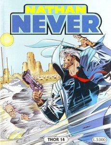Nathan Never # 057 - Thor 14