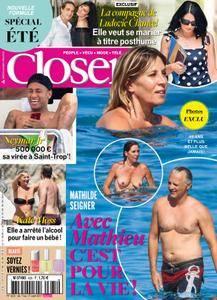 Closer France - 11 août 2017