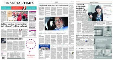 Financial Times UK – October 04, 2017