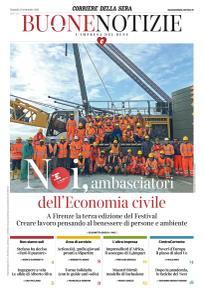 Corriere della Sera Buone Notizie - 21 Settembre 2021