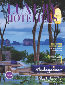 Luxury Hoteliers - No.1 2020