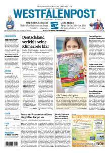 Westfalenpost Wetter - 08. September 2017