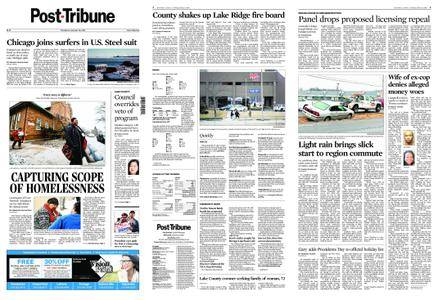 Post-Tribune – January 25, 2018