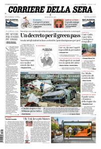 Corriere della Sera - 16 Luglio 2021