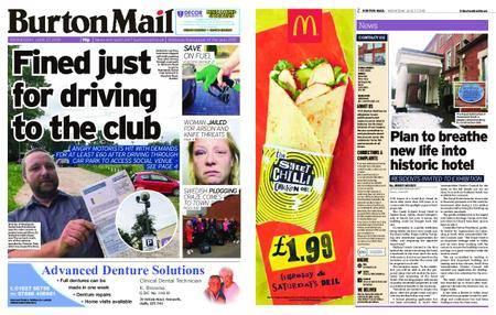 Burton Mail – June 27, 2018
