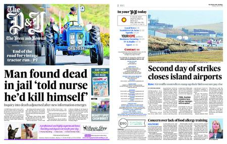 The Press and Journal Moray – July 23, 2019