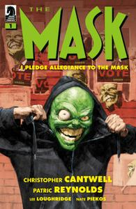 The Mask-I Pledge Allegiance to the Mask 001 2019 digital Son of Ultron
