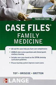 Case Files Family Medicine, Third Edition (Lange Case Files) [Repost]