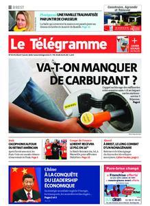Le Télégramme Brest – 07 janvier 2020
