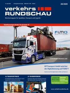 VerkehrsRundschau - 06. Juli 2020