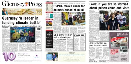 The Guernsey Press – 27 September 2019