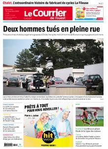 Le Courrier de l'Ouest Cholet – 15 novembre 2020
