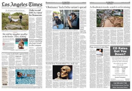 Los Angeles Times – July 17, 2021