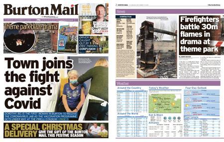 Burton Mail – December 17, 2020
