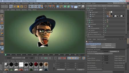 Maxon CINEMA 4D Studio R19.024 Multilingual macOS