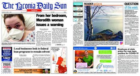 The Laconia Daily Sun – April 07, 2020