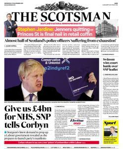 The Scotsman - 27 November 2019
