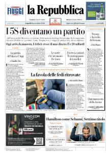 la Repubblica - 16 Novembre 2020