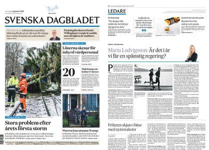 Svenska Dagbladet – 03 januari 2019