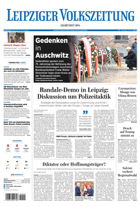 Leipziger Volkszeitung – 28. Januar 2020